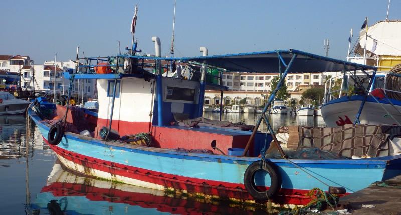 Рыбалка в Тунисе